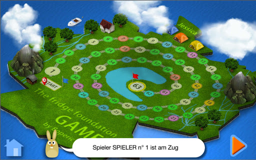 The Fridge Foundation game DE