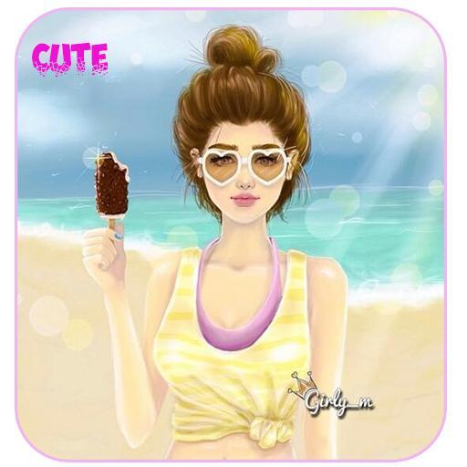 Cute girly_m