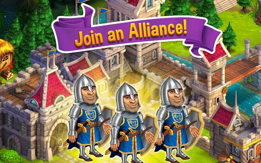 CastleVille Legends screenshot 9