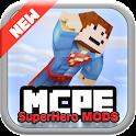 SuperHero MODS For MCPE icon