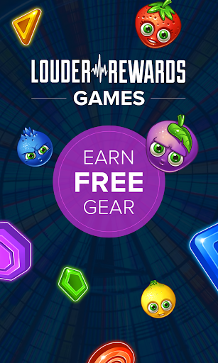 Louder Rewards Games