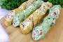 Veggie Cream Cheese Roll-ups Recipe