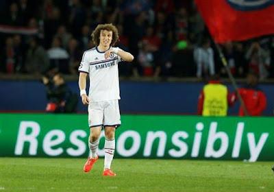 Le PSG annonce David Luiz !