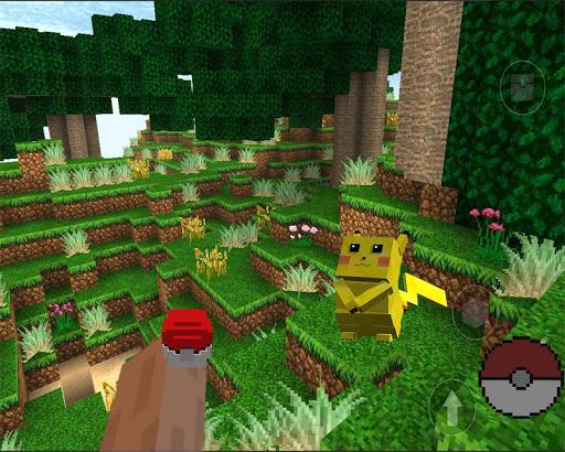 pixelmon world: multicraft GO