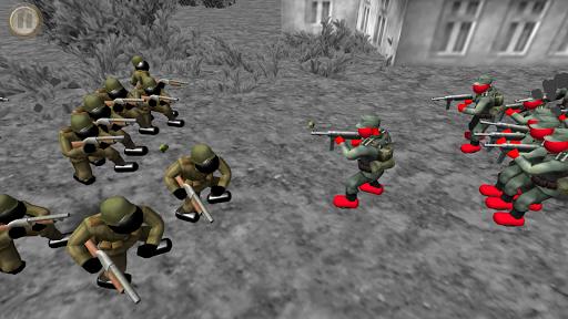 stickman ww2 battle simulator screenshot 3