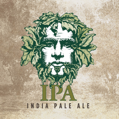 Logo of Green Man India Pale Ale
