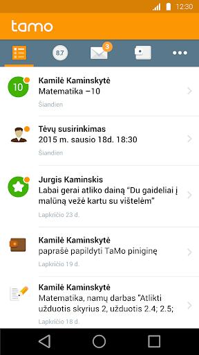 TaMobiliems - TaMo aplikacija