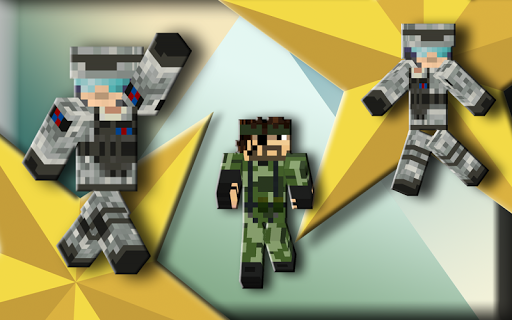 Military Skins for Minecraft