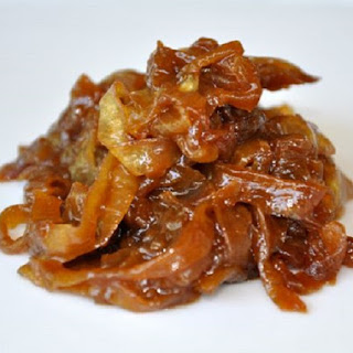 Pressure Cooker Caramelized Onions.