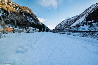 Photo: Pista sci di fondo a Campodolcino