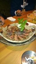 Photo: うまそうなお肉と!