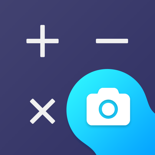 Calculator Pro – Take Photo to Get Math Answers Icon