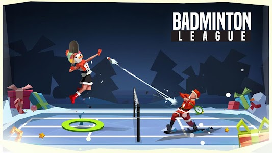 Badminton League 3.96.3998.3 (Mod Money)