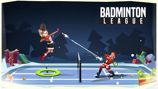 Badminton League 1