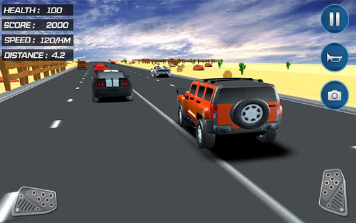 Highway Prado Racer  screenshots 6
