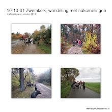 Photo: Zondag volgen we de oranje route, samen met: Angel, Aiki, Khes, Sifra, Cloud, Hector, Branco & Dumaj