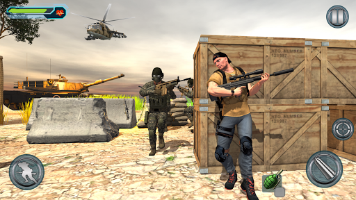 Army Commando Counter Terrorist apkmind screenshots 4