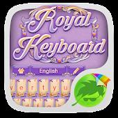Royal Keyboard Theme