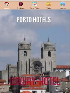 Porto Hotels - náhled