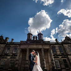Wedding photographer Darren Carter (butterflyeffect). Photo of 16.08.2016
