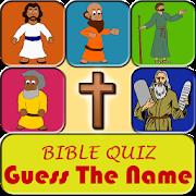 Bible Quiz - Guess The Name