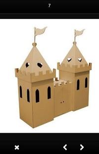 Craft Cardboard Toys - náhled