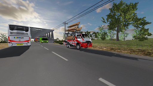 IDBS Pickup Simulator screenshot 2