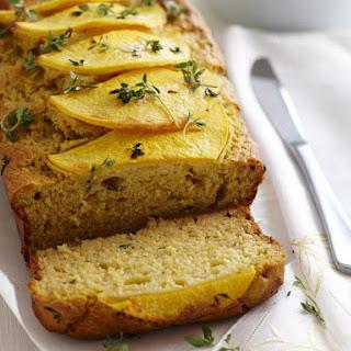 Thyme Pumpkin Bread.