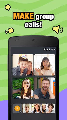 JusTalk Kids - Safe Video Chat and Messenger android2mod screenshots 8