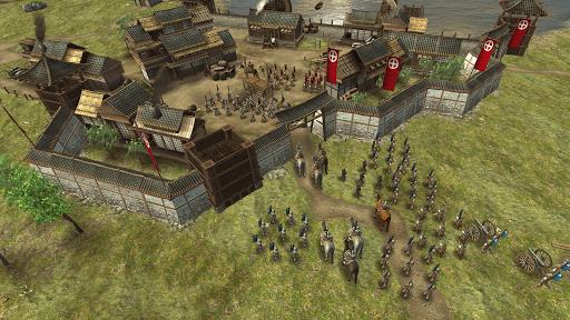Code Triche Shogun's Empire: Hex Commander APK Mod screenshots 1