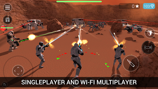 CyberSphere: SciFi Shooter 1 8 2 (Mod Money) APK for Android