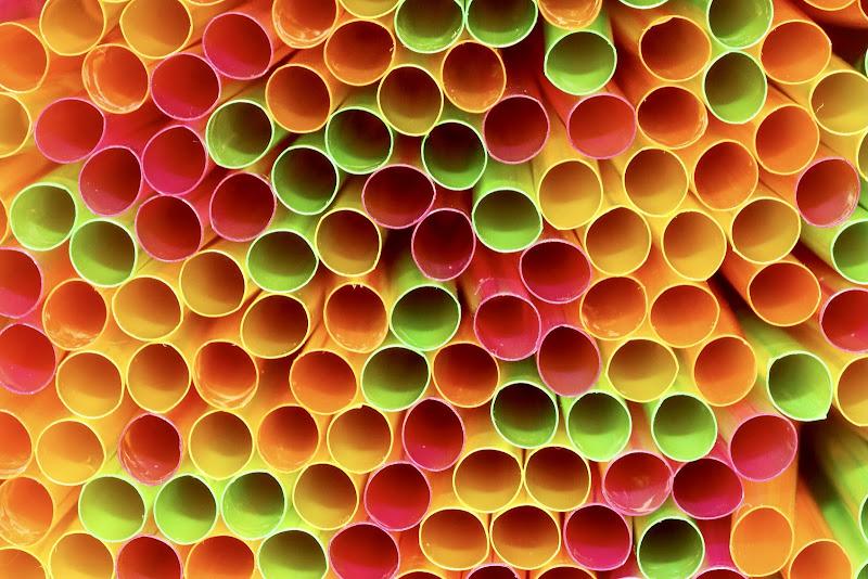 Cannucce di plastica  di Capirizzo