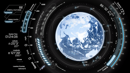 JARVIS GPS Monitor screenshot 4