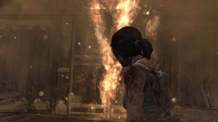 Tomb Raider- screenshot