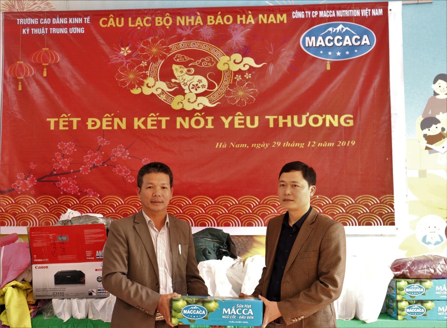 Công ty Macca Nutrition tổ chức thăm và tặng quà tại Trung tâm công tác xã hội tỉnh Hà Nam - Ảnh 4