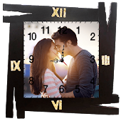 Pic Clock Photo Frame Editor