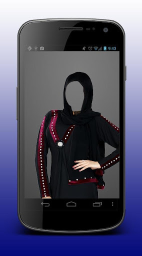 Burka Fashion Photo