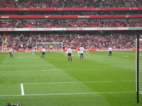 Photo: 05/04/08 v Liverpool (Prem) 1-1 - contributed by Peter Collins