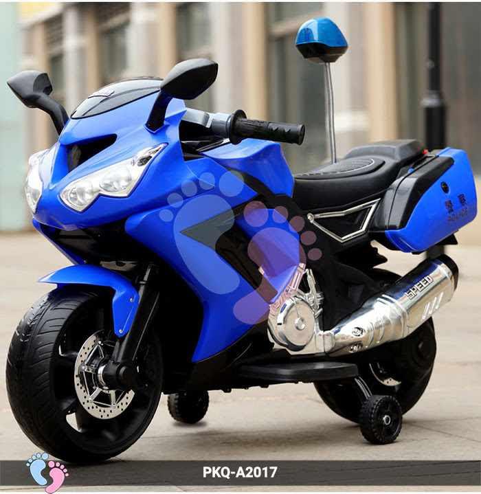 Xe môtô điện cảnh sát PKQ-A2017 3