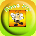 Game Bees Fly Bee Jump icon