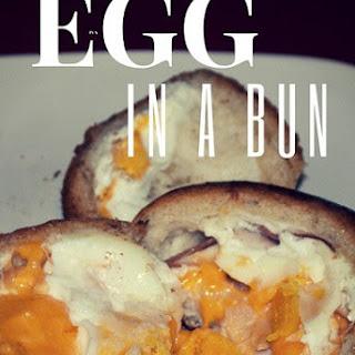 Egg in a Bun