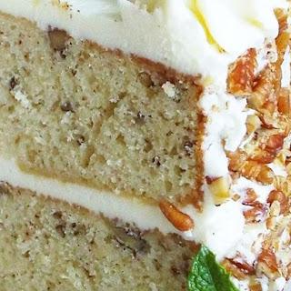 Incredibly Delicious Italian Cream Cake.