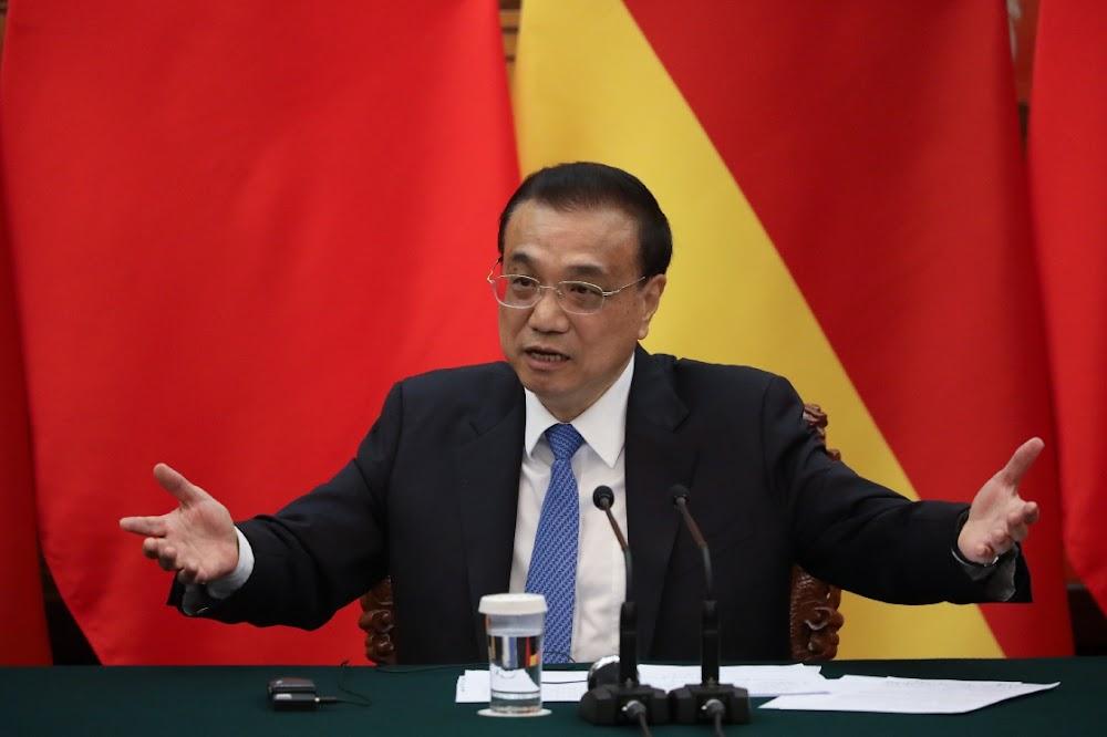 Hoe China op Amerikaanse ongelukkigheid gereageer het