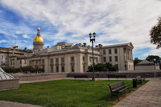 Photo: Original Portion of the New Jersey State House