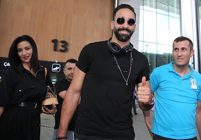 Adil Rami est déjà sans club quelques mois après sa signature en Russie