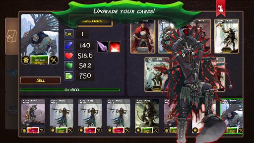 Azedeem: End of Era. Trading Card Game (TCG) 2.13 screenshots 9