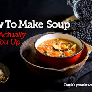 Vegetable Soup Base Canned Recipes