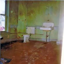 Photo: Bathroom, Oct. 26, 1974