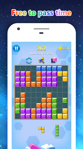 Block Gems: Classic Block Puzzle Games screenshots 5