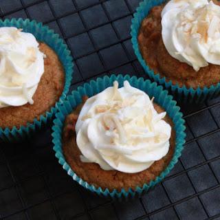 Coconut Pumpkin Breakfast Cupcakes